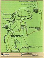 Mapa de Ubicación de Azcapotzalco, Mexico D.F.