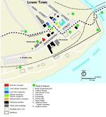 Harpers Ferry National Historical Park Detail Map, West Virginia, United States