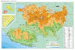 Mapa de Delimitaciones Marítimas de Honduras