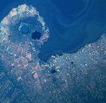 Imagen, Foto Satelite de Managua, Nicaragua