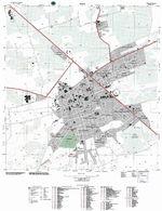 Plano del sitio de Tarragona 1811