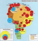 South American population