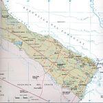 Las colonias españolas de América 1783