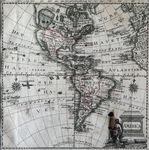 Mato Grosso do Sul State Road Map, Brazil