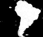 Mapa Blanco y Negro de Michigan, Estados Unidos