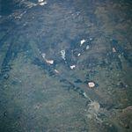 Mapa Satelital de Bahía Blanca, Argentina