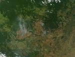 Incendios en China meridional