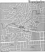 Mapa de los Parques de la Ciudad de Nueva York, Estados Unidos 1880