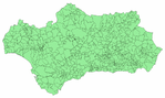 Municipalities of Andalusia 2003